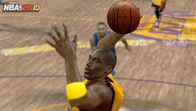NBA 2K10 Screenshot from Shacknews