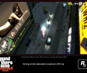 Grand Theft Auto: Chinatown Wars Screenshots