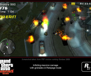 Grand Theft Auto: Chinatown Wars Chat