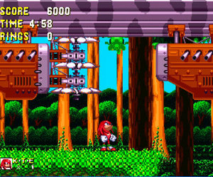 Sonic & Knuckles Screenshots