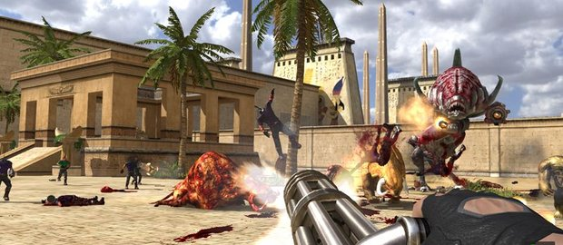 Serious Sam HD News