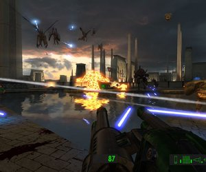 Serious Sam HD Screenshots