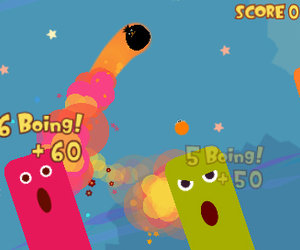 LocoRoco Midnight Carnival Screenshots
