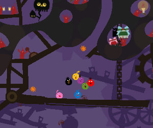 LocoRoco Midnight Carnival Files