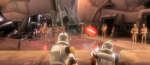 Star Wars The Clone Wars: Republic Heroes News