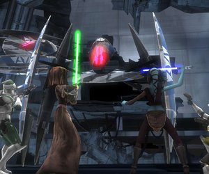 Star Wars The Clone Wars: Republic Heroes Videos