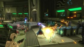 Star Wars The Clone Wars: Republic Heroes Screenshot from Shacknews