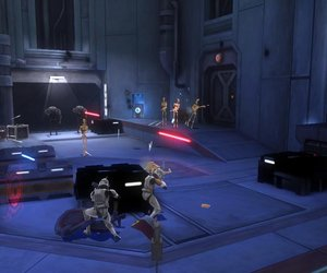 Star Wars The Clone Wars: Republic Heroes Screenshots