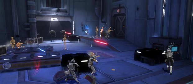 Star Wars The Clone Wars: Republic Heroes News