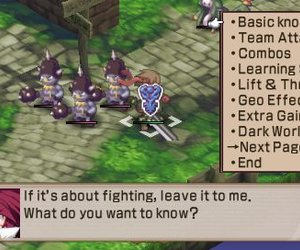 Disgaea 2: Dark Hero Days Chat