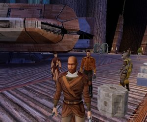 Star Wars: Knights of the Old Republic Videos