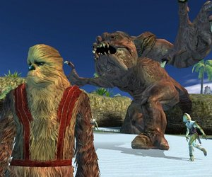 Star Wars: Knights of the Old Republic Screenshots
