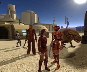 Star Wars: Knights of the Old Republic Files