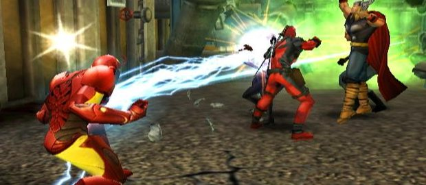 Marvel Ultimate Alliance 2 News
