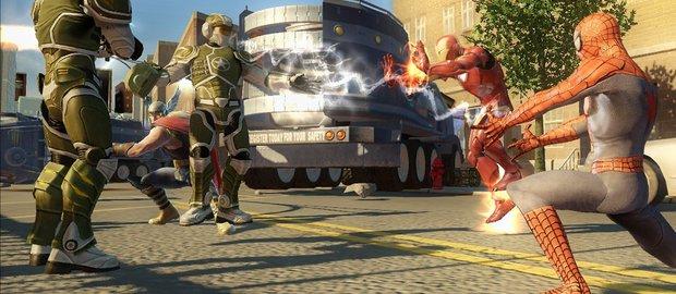 Marvel Ultimate Alliance 2 News