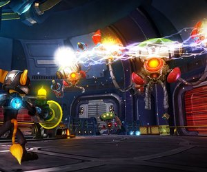 Ratchet & Clank Future: A Crack in Time Chat