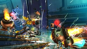 Ratchet & Clank Future: A Crack in Time Screenshot from Shacknews