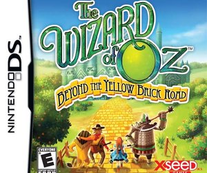 THE WIZARD OF OZ: Beyond the Yellow Brick Road Screenshots