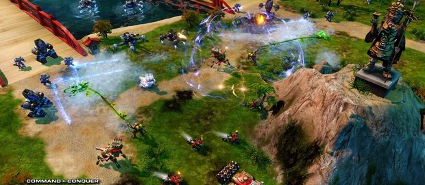 Command & Conquer: Red Alert 3 Commander's Challenge News