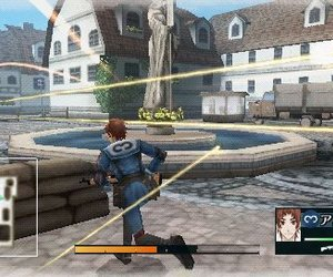 Valkyria Chronicles 2 Chat