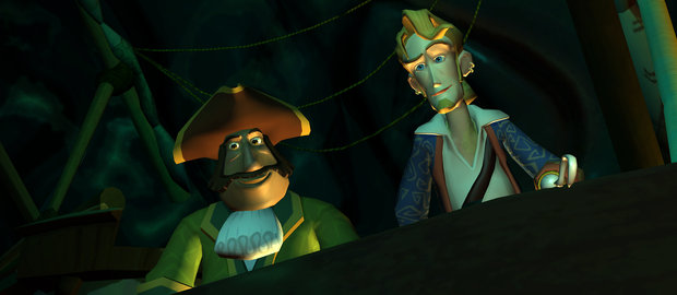 Tales of Monkey Island - Chapter 3: Lair of the Leviathan News