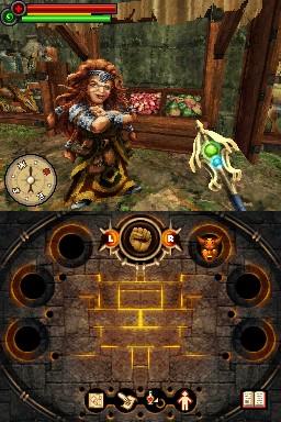 Fighting Fantasy: The Warlock of Firetop Mountain Screenshots