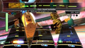 LEGO: Rock Band Screenshot from Shacknews