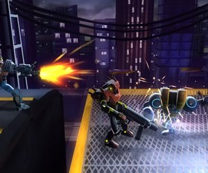 Spyborgs Screenshots