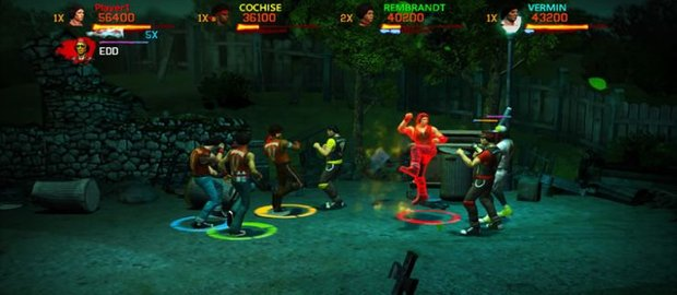 The Warriors: Street Brawl News