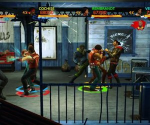 The Warriors: Street Brawl Screenshots