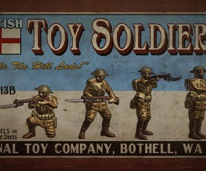 Toy Soldiers Chat
