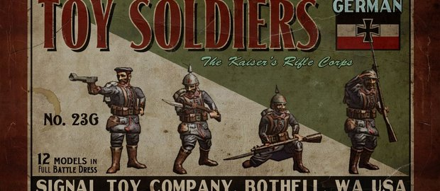 Toy Soldiers News