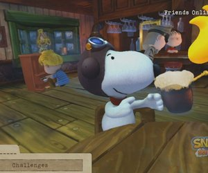 Snoopy Flying Ace Screenshots