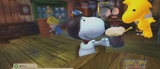 Snoopy Flying Ace News