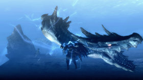 Monster Hunter Tri Screenshot from Shacknews