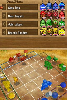 Dragon Quest Wars Screenshots