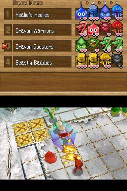 Dragon Quest Wars Screenshots