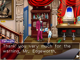 Ace Attorney Investigations: Miles Edgeworth Videos
