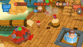 Fat Princess: Fistful of Cake Screenshot from Shacknews