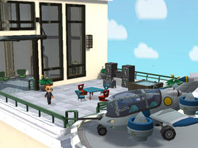 MySims Agents Screenshot from Shacknews