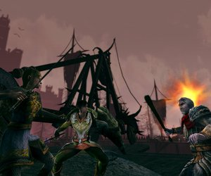 Lord of the Rings Online: Siege of Mirkwood Screenshots