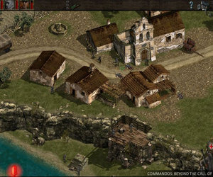 Commandos: Behind Enemy Lines Screenshots