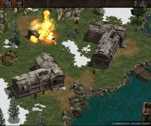 Commandos: Behind Enemy Lines Files
