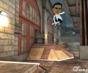 Tony Hawk: Ride Screenshots