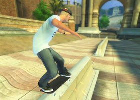 Tony Hawk Ride Screenshot from Shacknews