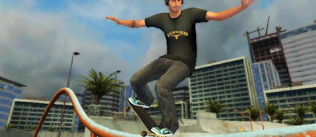 Tony Hawk: Ride News