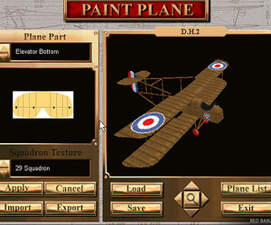 Red Baron Screenshots