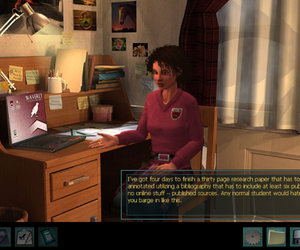 Nancy Drew: Warnings at Waverly Academy Screenshots