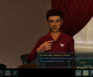 Nancy Drew: Warnings at Waverly Academy Chat