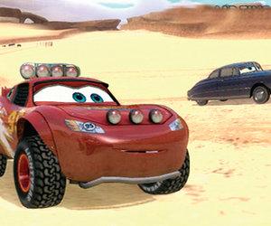 Cars Race-O-Rama Chat